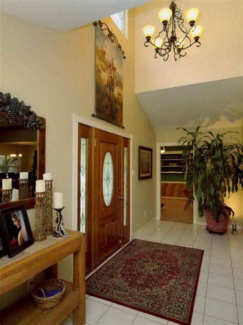 foyer wall foyer wall decorating ideas search entrance way