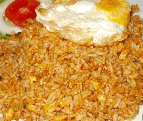 resep bumbu dan cara membuat nasi goreng sederhana rumahan cara membuat nasi goreng yang mudah dan lezat abc resep