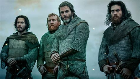 aaron taylor johnson outlaw king outlaw king review 7 ups 2 downs