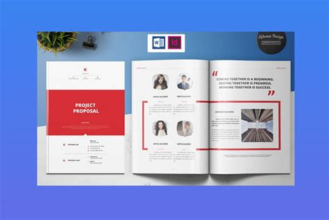 18 Professional Business Project Proposal Templates For 2018 | 18 professional business project proposal templates for