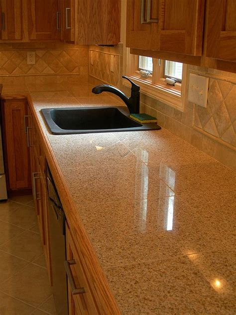 porcelain tile countertops 13 best tiled worktops images on backsplash