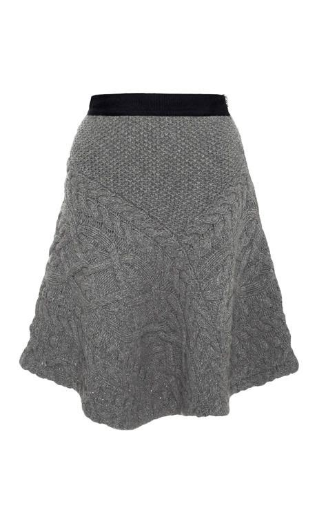 knitting scheme for cabled skirts 31 best knitted dresses and tunics images on pinterest