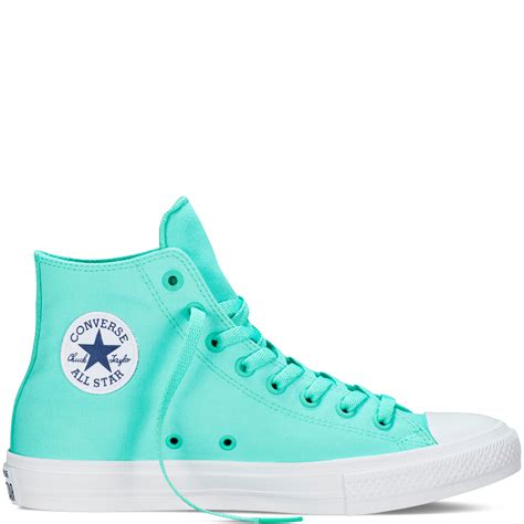 amazoncom converse chuck taylor all star high top chuck taylor all star ii neon colors converse us