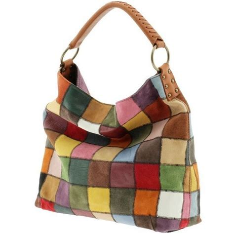 Patchwork Bag - 99 lucky brand handbags lucky brand patchwork
