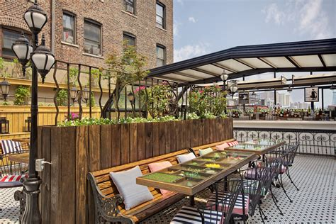 top roof bars in nyc best rooftop bars in new york photos