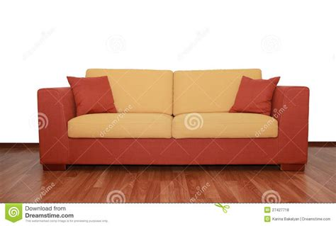 nice pillows for couch nice yellow orange textile sofa with pillows royalty free