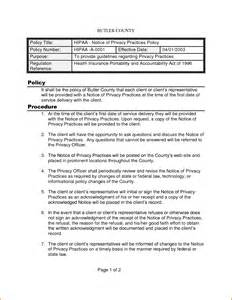 writing policies and procedures template 8 procedure template authorizationletters org
