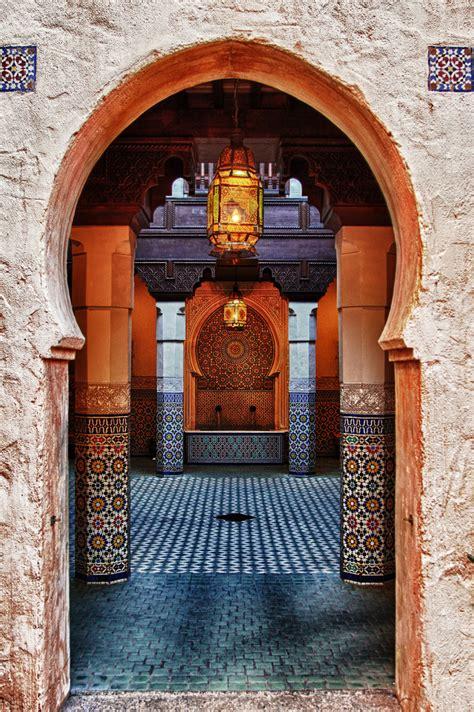 moroccan architecture moroccan architecture on inspirationde