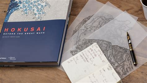 personal branding tips for artists what we learnt from hokusai beyond the great wave