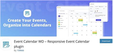 wordpress calendar plugins colorlib