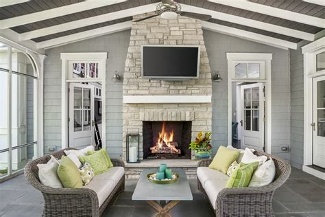 Family Home with Grey Exterior and Interiors   Home Bunch