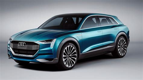 Audi A4 E Tron by The First All Electric Audi Suv Will Just Be Called E Tron