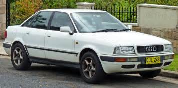 1991 Audi A4 1991 Audi 80 Information And Photos Zombiedrive