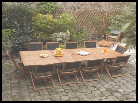 ensemble table et chaise de jardin leclerc archives