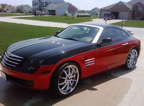 Chrysler Crossfire 2004 by Burninpyro22 2004 Chrysler Crossfire Specs Photos