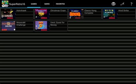 android snes emulator superretro16 snes emulator android apps on play