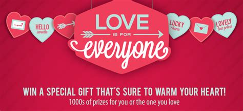 Aeropostale Gift Card Walgreens - love is for everyone instant win game win gift cards for olive garden aeropostale