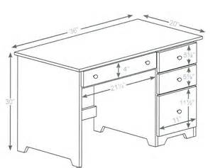 average desk dimensions pictures to pin on