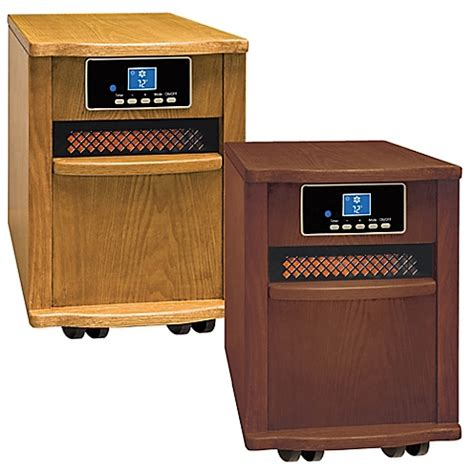 comfort zone radiant heater comfort zone 174 extra large infrared cabinet heater www