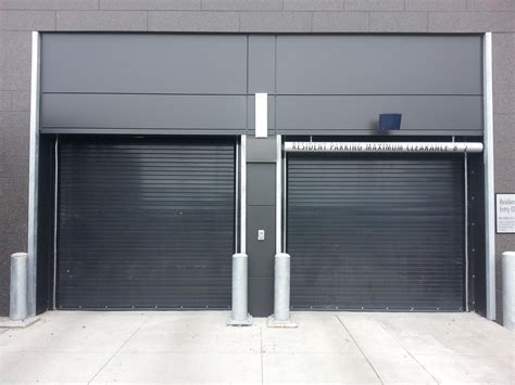 High Speed Overhead Doors 1024 High Performance Roll Up Door