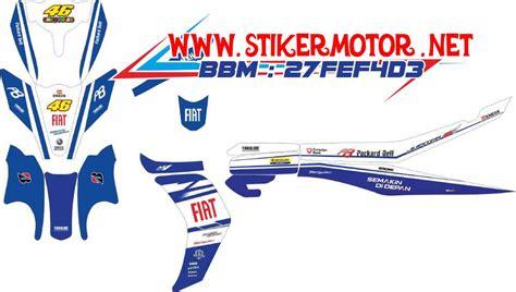 Striping Variasi Vixion Fiat striping motor new blade thailand stikermotor net