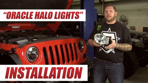 jeep jk wrangler led halo headlight wiring diagram jeep