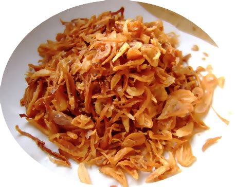 Bawang Putih Goreng Slice 70gr the and the garlic my cooking without borders