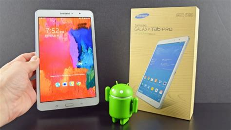 Tablet Samsung Pro 8 4 best android tablets of october 2014