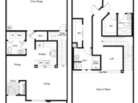 two story townhouse floor plans home plans and more house floor plans and designs the
