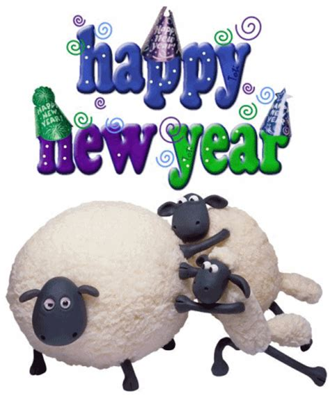 new year sheep images shaun the sheep happy new year selamat tahun baru