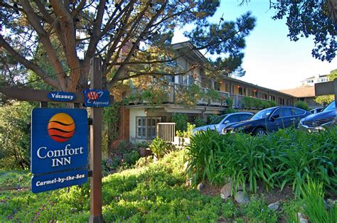 comfort inn carmel hotels in carmel by the sea comfort inn carmel california