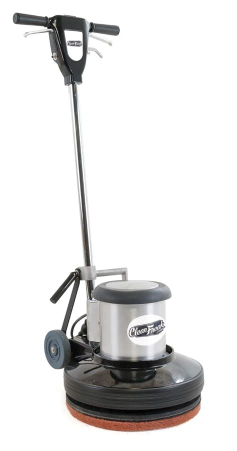 cleanfreak 174 17 inch rotary floor buffer scrubbing machine