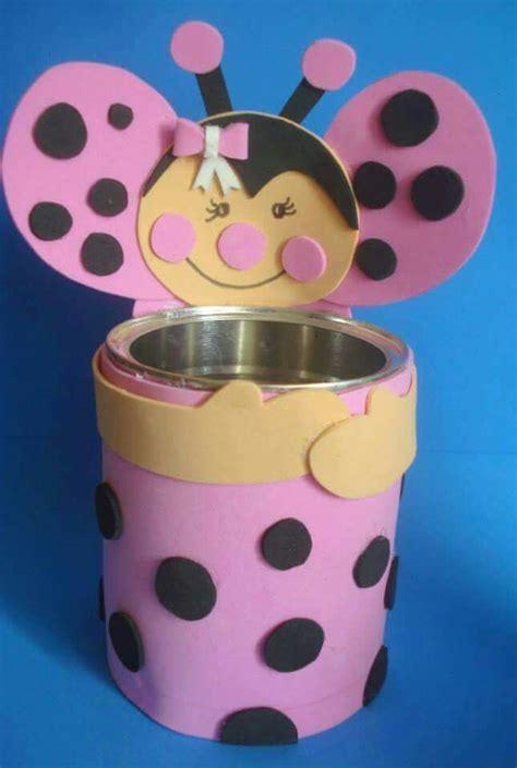 imagenes de dulceros con botes de leche 39 mejores im 225 genes de dulceros elaborados con latas de