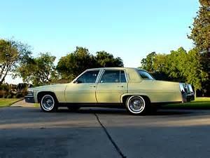 78 Cadillac Fleetwood 1978 Cadillac Fleetwood Matt Garrett