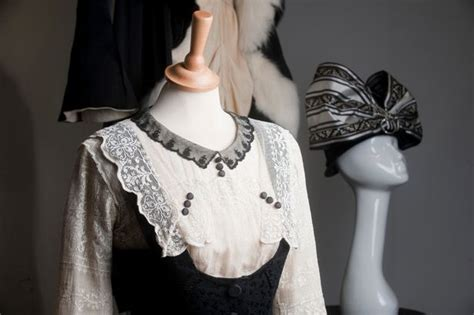 hairstyles and clothes from mr selfridge see itv s mr selfridge costumes up close at sewing for