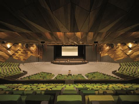 Interiro Design by Gallery Of Melbourne Convention And Exhibition Centre