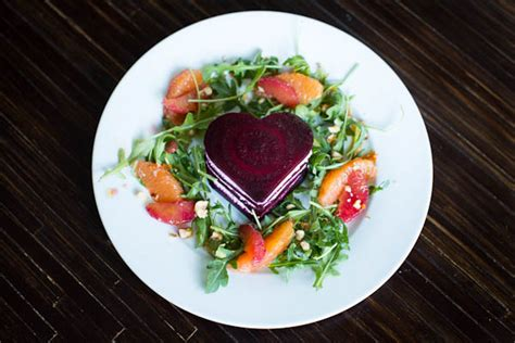 valentines salad my spoon home is where the is