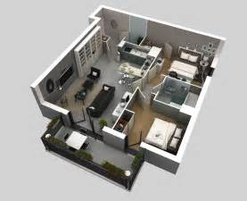 5 Bedroom House Plan by 50 Two Quot 2 Quot Bedroom Apartment House Plans Architecture