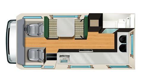 Simple Floor Plan Maker campervan rental vehicle information pack cheapa 4 berth