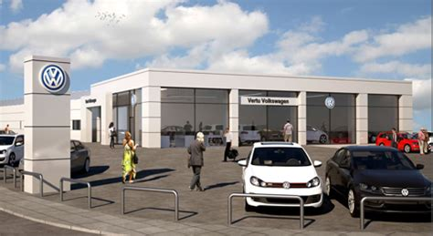 volkswagen nottingham vertu volkswagen nottingham welcomes a 1 4m refurbishment