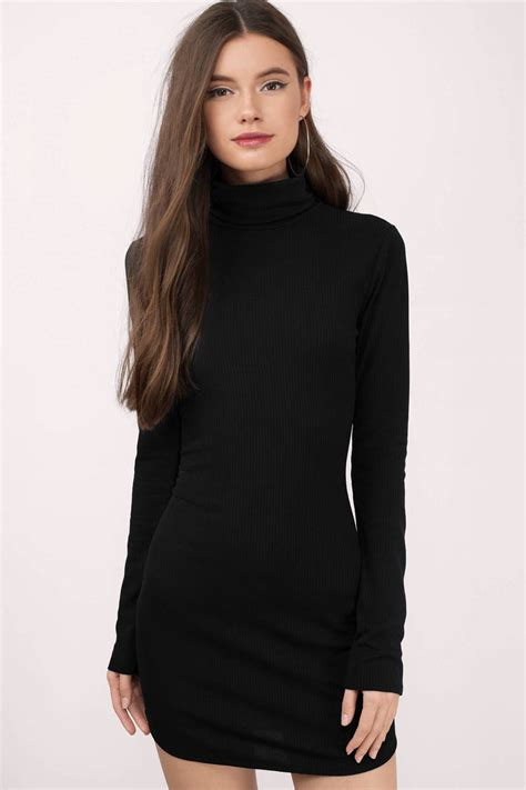 knitted turtleneck dress green bodycon dress turtleneck dress bodycon