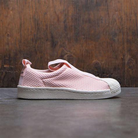 Adidas Superstar Bw35 Slip On Pink White adidas superstar bw35 slip on w pink icey pink white