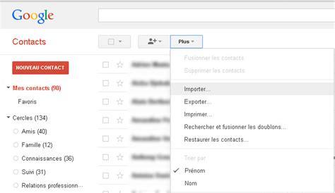 format csv c est quoi transf 233 rez vos contacts sur gmail ou un autre webmail