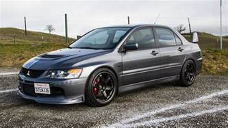 Mitsubishi Evolution 9 Mr 2006 Mitsubishi Evo Ix Mr Review The Cheater Car