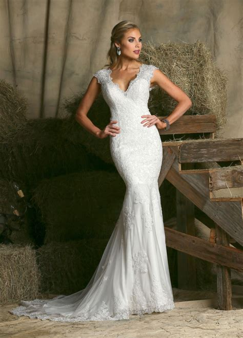 Brautkleider Western Style by Popular Country Western Wedding Dresses Buy Cheap Country