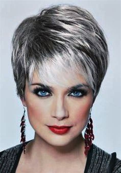 short haircuts for women over 60 back of hair short spiky hairstyles for women over 60 hairstyles ideas