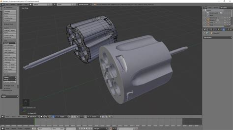 Blender 3d Speed Modeling