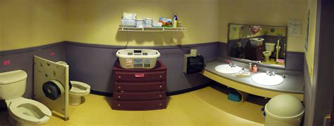 Room Decorator Program preschool classroom bathroom stony brook child care