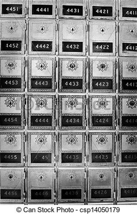 Post Office Box Lookup Free Picture Of Post Office Box Or Po Box Rows Adn Stacks Of Post Office Csp14050179