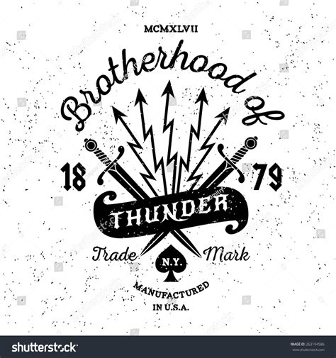 tattoo lettering hipster hipster vintage vector label badge logo stock vector